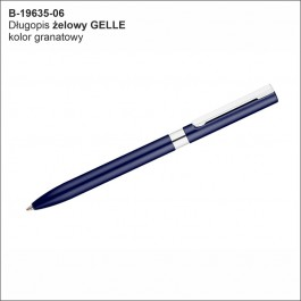 Długopis żelowy GELLE