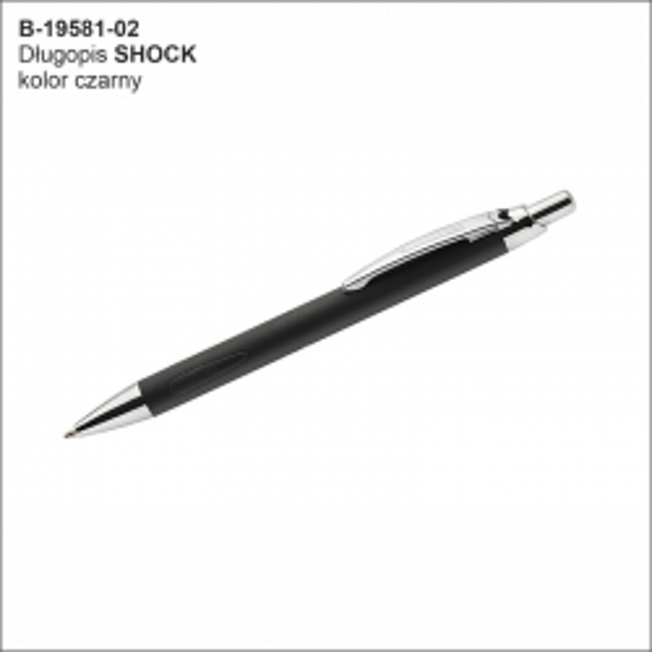 Długopis SHOCK
