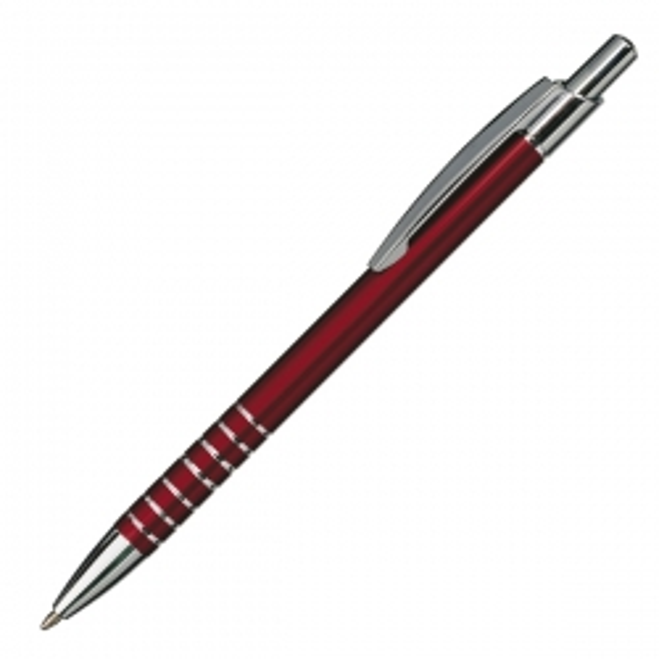 Długopis Bonito, bordowy